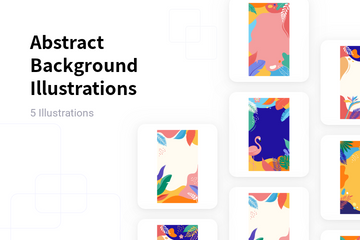 Abstract Background Illustration Pack