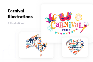 Carnival Illustration Pack