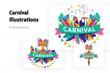 Carnival Illustration Pack