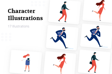 Character Illustration Pack