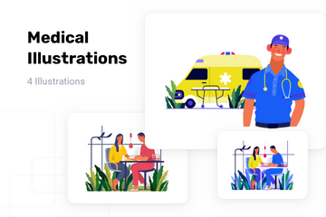 Medical Illustration Pack