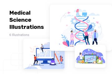 Medical Science Illustration Pack