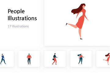 People Illustration Pack