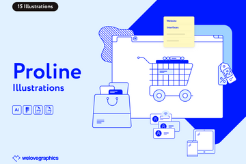 Proline Illustration Pack