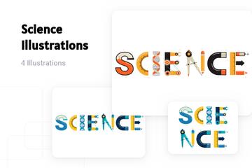 Science Illustration Pack