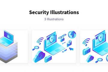 Security Illustration Pack