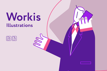 Workis Illustration Pack