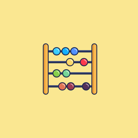 Abacus Illustration