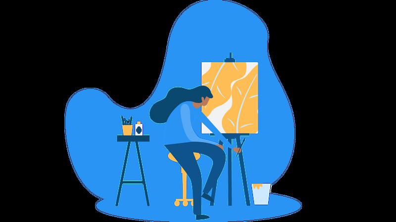 Artist Illustration
