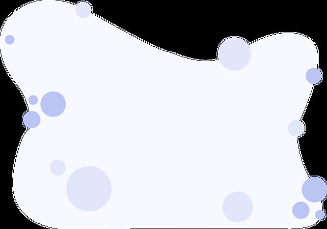 Background spot Illustration
