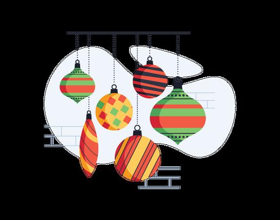Christmas jingles Illustration