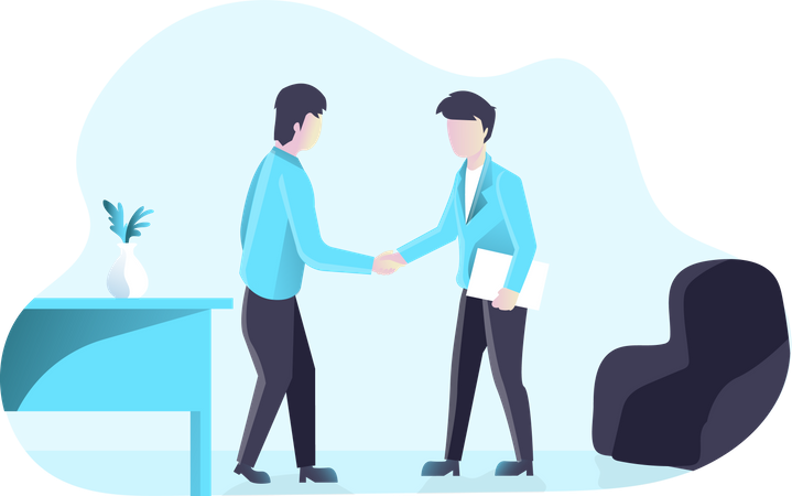 Deal Illustration