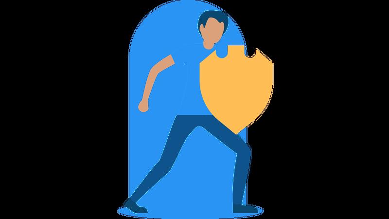 Defense Illustration