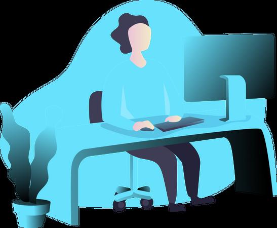 Developer Illustration