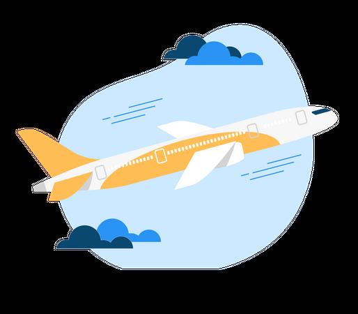 Flight Illustration