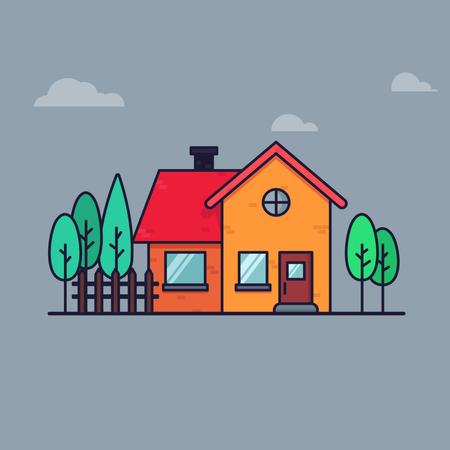 Home Illustration