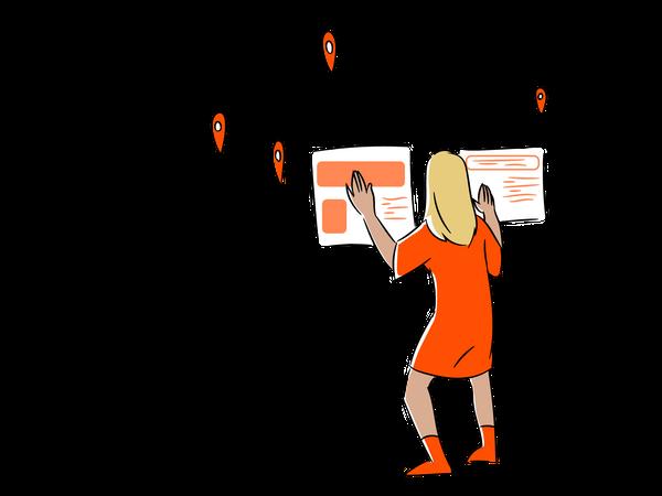 Identify Customer Illustration