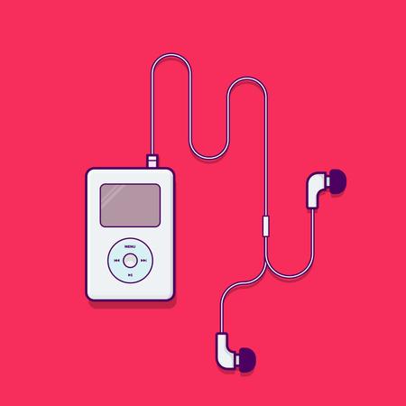 Ipod Illustration
