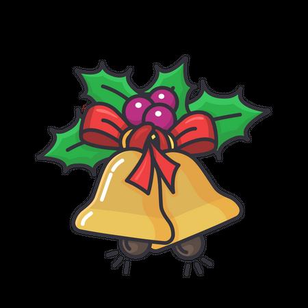 Jingle bell Illustration