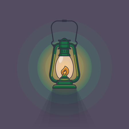 Lantern Illustration
