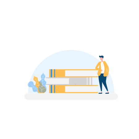 Learning concept Illustration