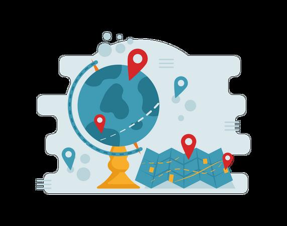Location Illustration