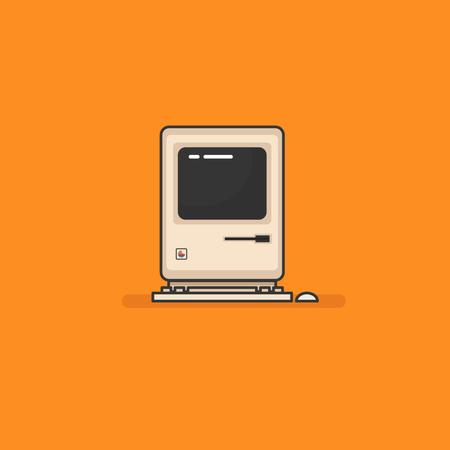 Macintosh Illustration