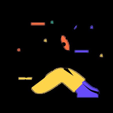Marketing Illustration