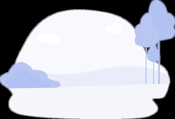 Outdoor Illustration