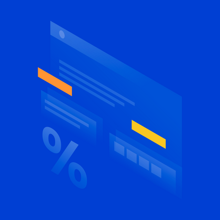 Product discount Illustration
