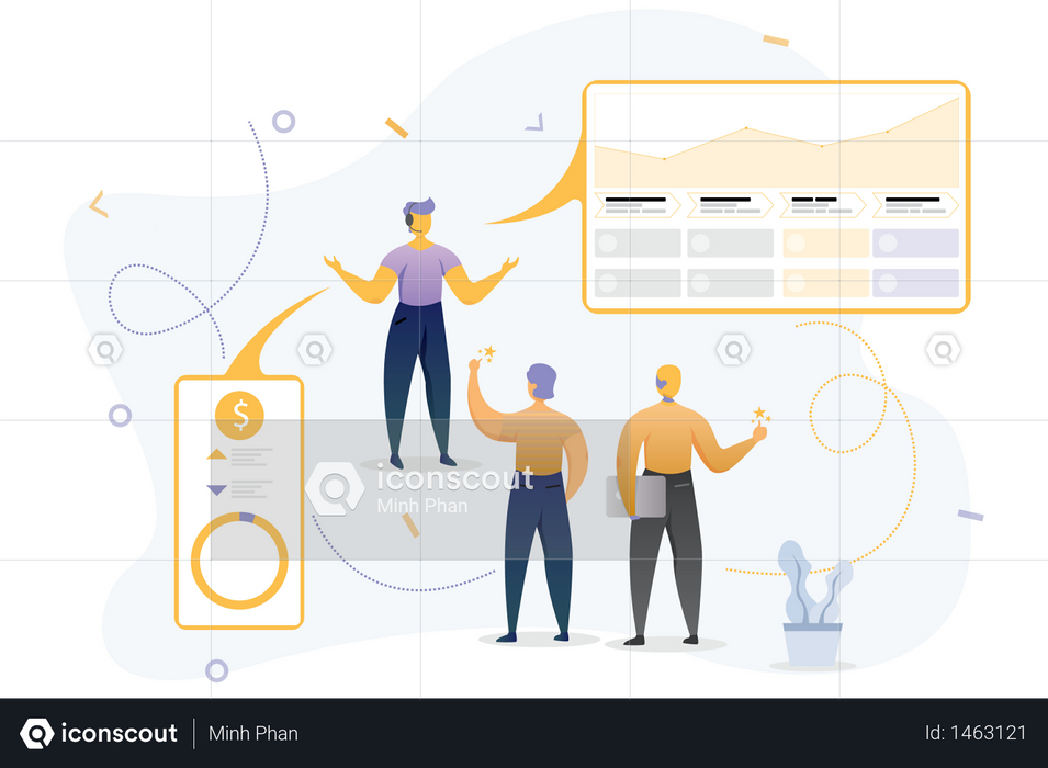 Collaboration Illustration