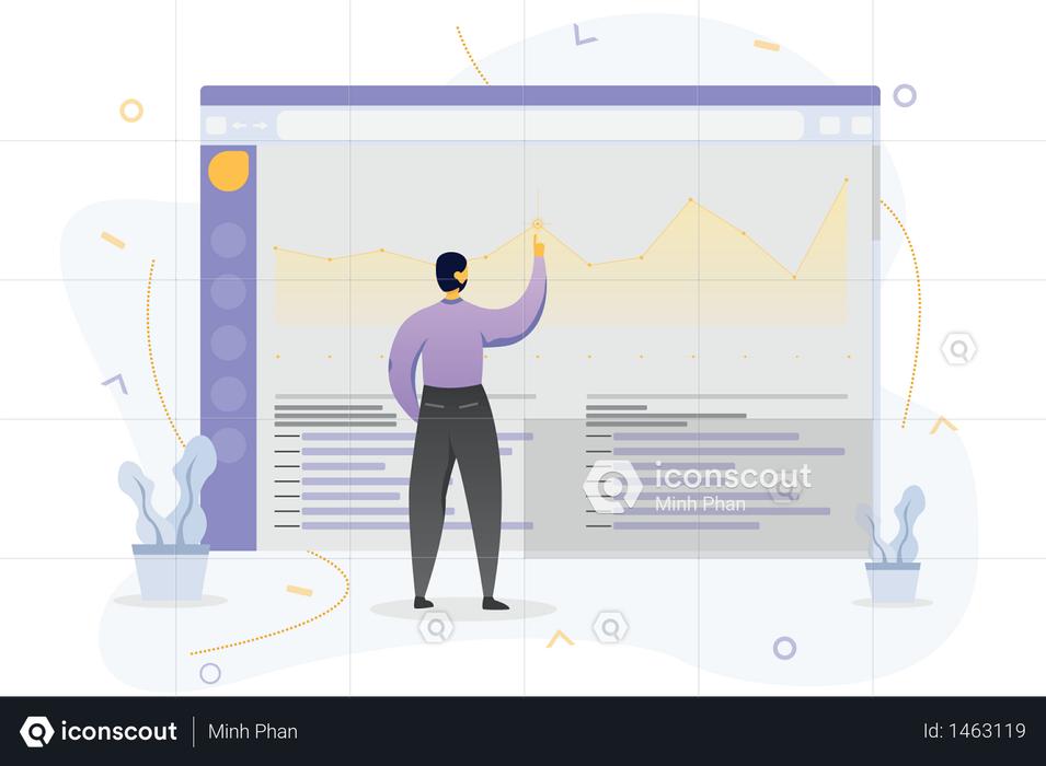 Helpdesk Reporting Illustration
