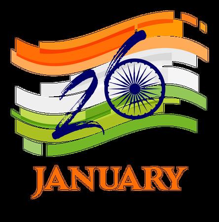 26th January Illustration