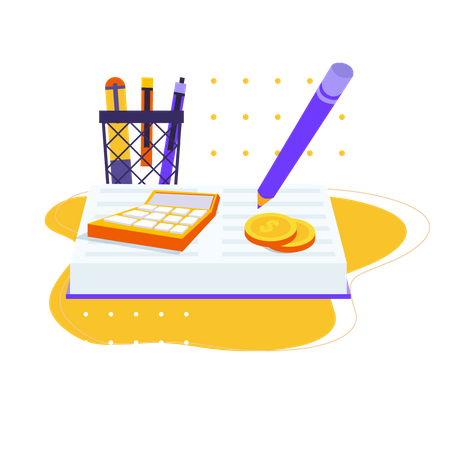 Accounting Study Illustration