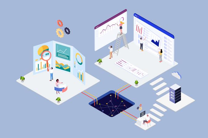 Analysis Agency Illustration