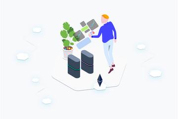 Blockchain Stock Images