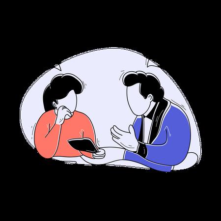 Ask a Doctor Illustration