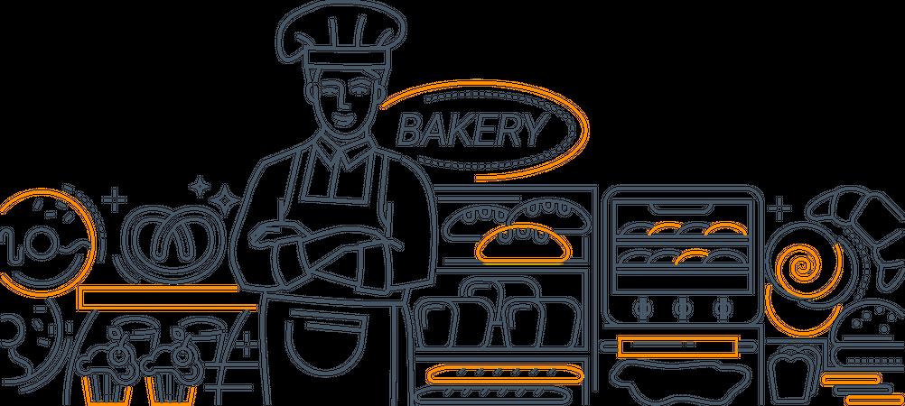 Bakery Illustration