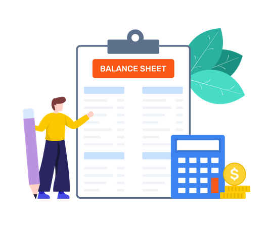 Balance Sheet Illustration