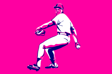 Baseball Player Illustration Pack