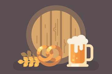Oktoberfest Illustration Pack