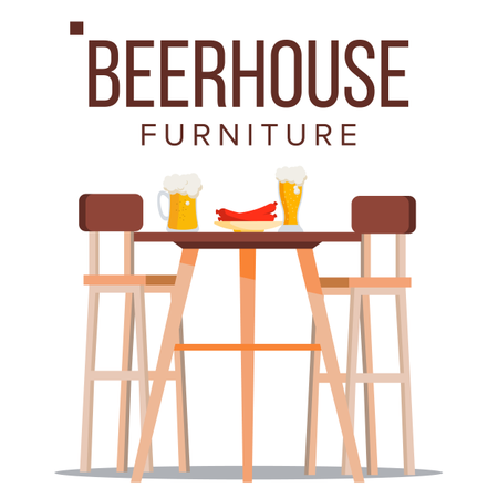 Beer House Furniture