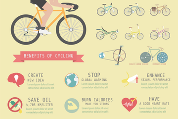 Bicycle Illustration Pack