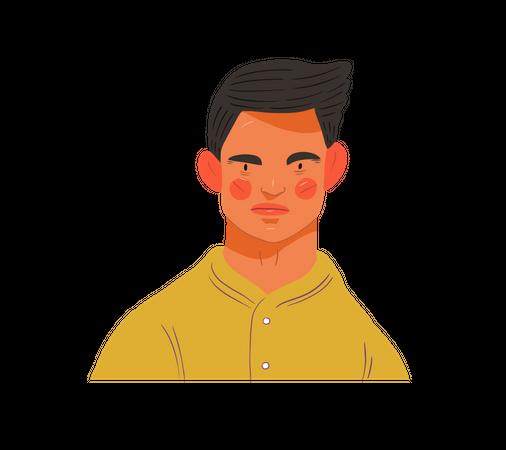 Boy Illustration