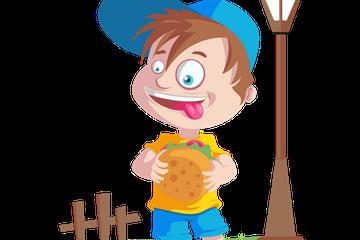 Kids Summer Camp Illustration Pack