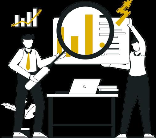 Budget Planning Illustration