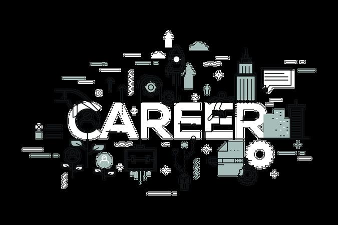 Business Career Illustration
