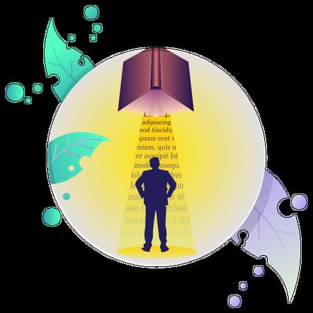 Business Knowledge Illustration