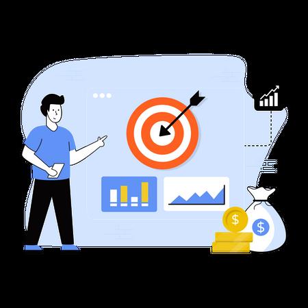 Business Objective Illustration