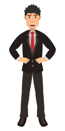 Business person Illustration